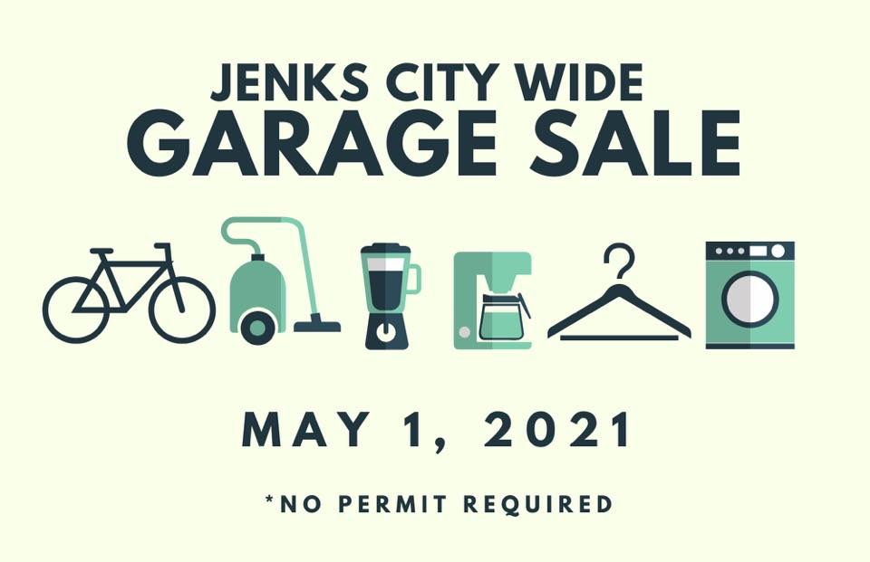 citywide garage sale 2021